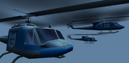Unity helicopters