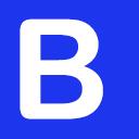 Icon blue line