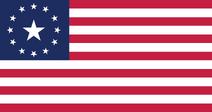 USA Flag Pre-War