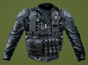 Assault reinforced enforcer suit