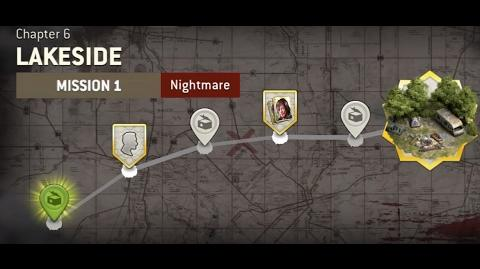 The Walking Dead NML Chapter 6 - Mission 1 (Nightmare mode)