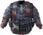 Bruiser Worn basic armor