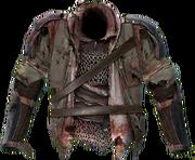 Warrior Warn rugged jacket