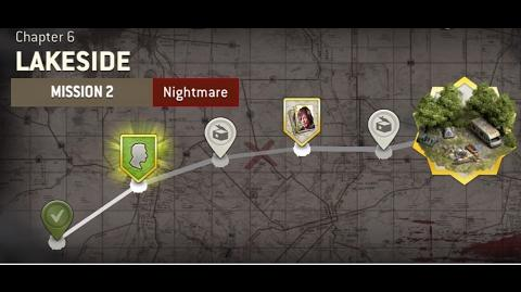 The Walking Dead NML Chapter 6 - Mission 2 (Nightmare mode)