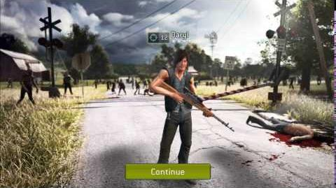 The walking dead no man's land (S07 Episode 3 - Daryl's Nightmare - Trial 5 5) + 2 Spins