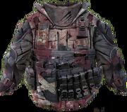 Bruiser Worn heavy armor