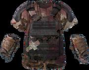 Scout Worn heavy vest