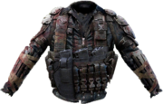 Assault Worn rugged suit