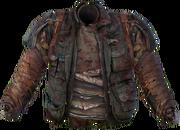 Hunter Worn heavy kevlar