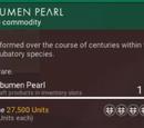 Albumen Pearl
