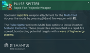 Pulse Splitter dismantle