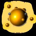 黄鉄鉱:Pyrite - Py
