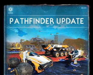 ブックカバー「Path Finder Update」