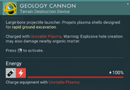 Geology Cannon recharge