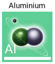 アルミニウム:Aluminium - Al