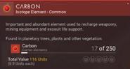 Carbon desc