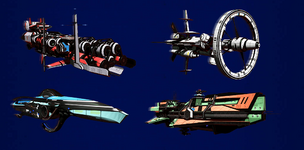 NMS-Frigates