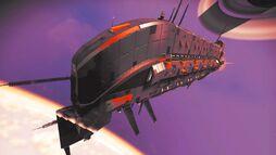 センチネル戦艦