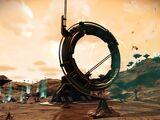Planètes exotiques