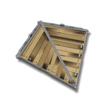 BUILDABLE.ROOFIC WOOD
