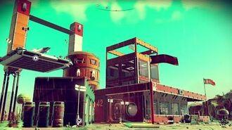 No Man's Sky- Foundation Update (version 1.1)