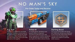 Nms preorder xbox1
