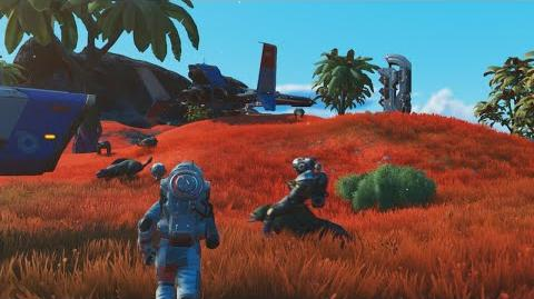 No Man's Sky BEYOND Launch Trailer