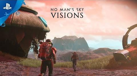 No Man's Sky - Visions PS4