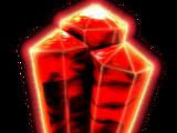 スーパーオキシドの結晶