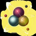 磁化フェライト:Magnetised_Ferrite_-_Fe++