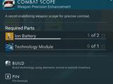 Combat Scope