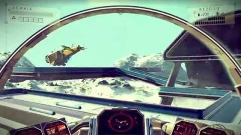 No Man's Sky Galaxy gameplay trailer