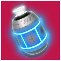 Icon Carburant de décollage de vaisseau