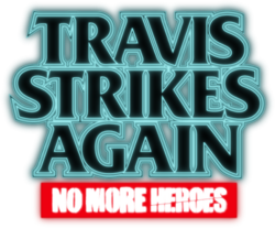 Travis Strikes Again logo