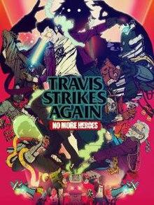 Travis Strikes Again promotional art
