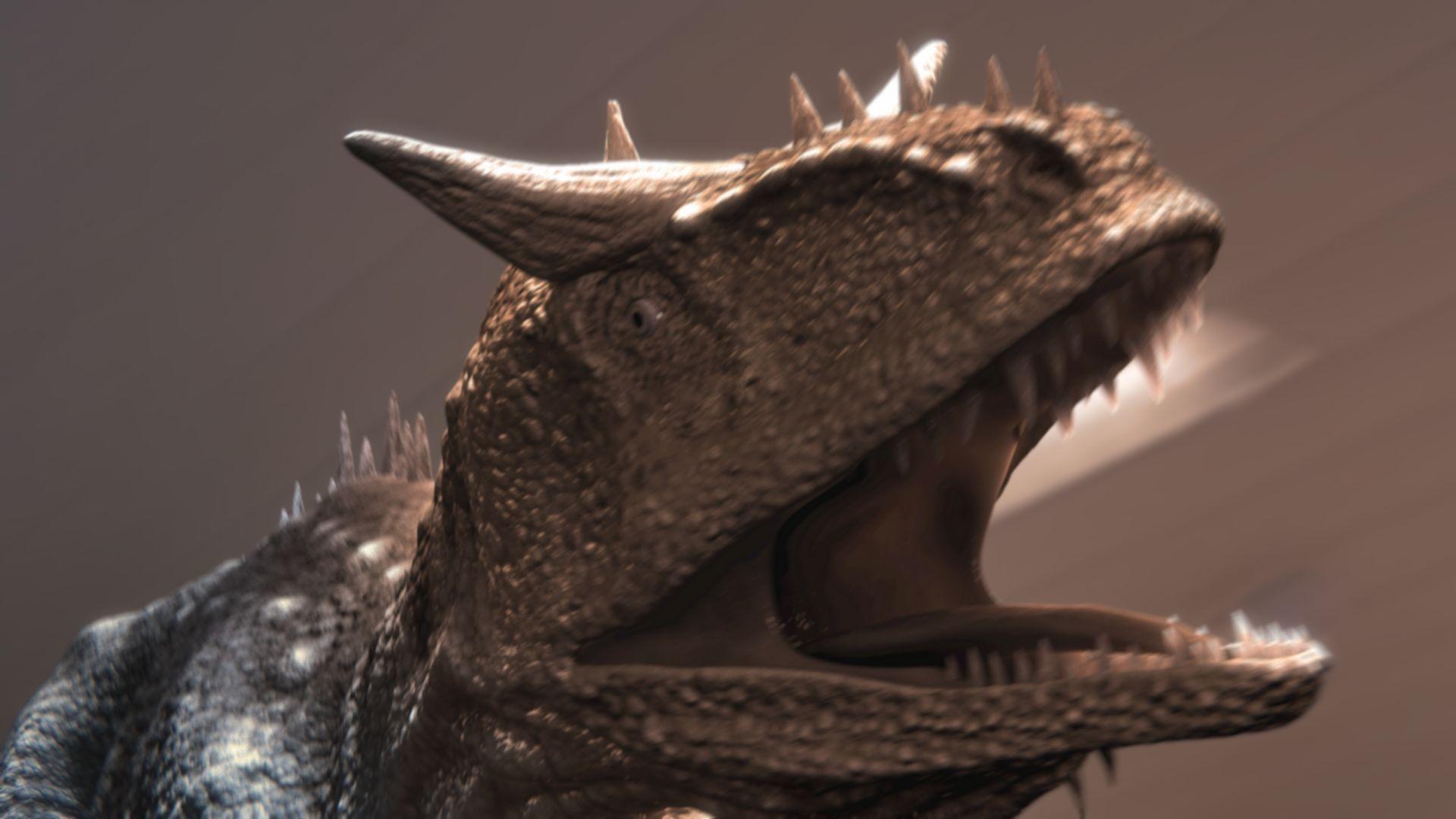 Carnotaurus Age Of Dinosaurs