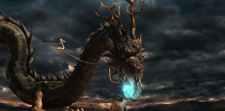 Celestial Dragon (Dragon Wars) | Non-alien Creatures Wiki ...  Dragon Wars Dragon