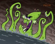 Kraken Fairly Oddparents