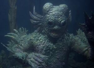 Amphibian (Voyage to the Bottom of the Sea)
