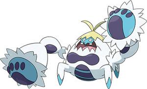 Crabominable (Artwork)