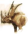 Chalyceratops seradorsus