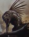 Gladiodon igneospinus
