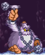 Yeti from Disney's Magical Quest 3 Starring Mickey & Donald