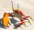 Ironshell Crab