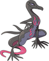 Salazzle (Artwork)