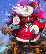Santa Claus (Legend of the Cryptids - Real)