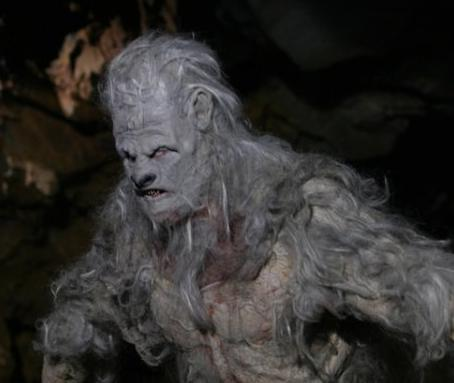 Yeti Yeti Curse Of The Snow Demon Non Alien Creatures Wiki