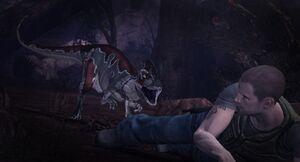 Dilophosaurus (JP The Game)