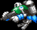 Green Skeleton Pawn