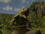 Giant Lizard (Journey 2: The Mysterious Island)